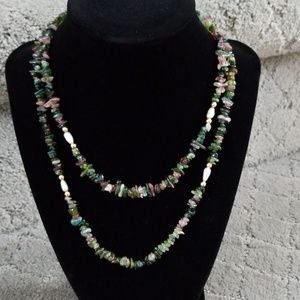 Jewelry - Genuine Multi Stone Necklace